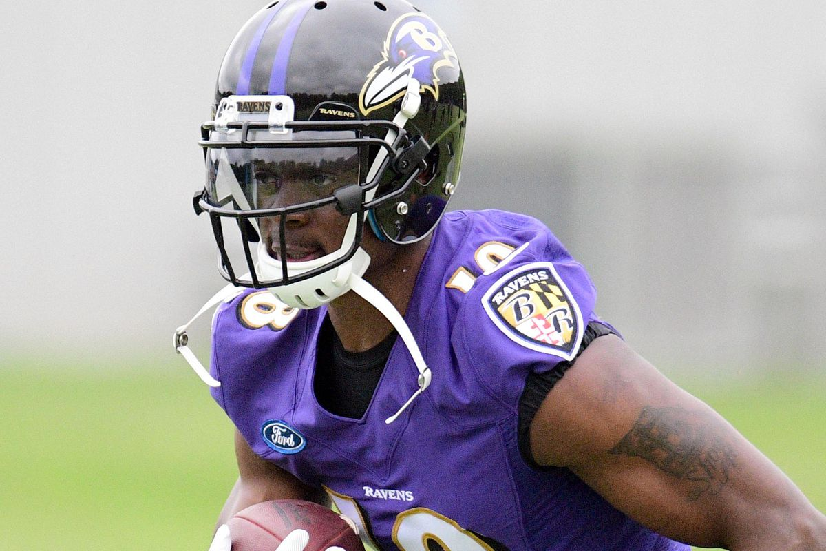 Baltimore Ravens Release Depth Chart For Offense Defense Special Teams