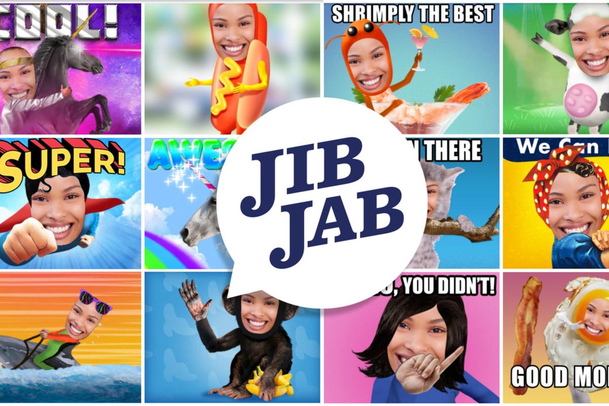 JibJab's personalized memes