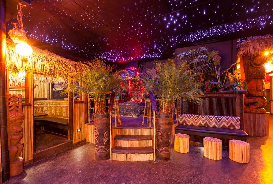 Look Inside Pagan Idol Where Tiki Reigns Supreme Eater Sf