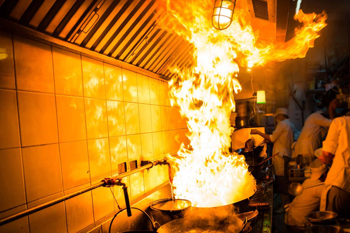 How Restaurant Fires Start — and How to Prevent Them - Eater