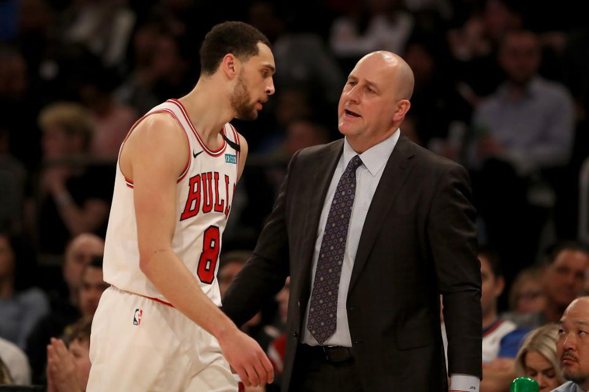 Like everyone else, the Bulls are waiting for the NBA to decide on the fate of the season.