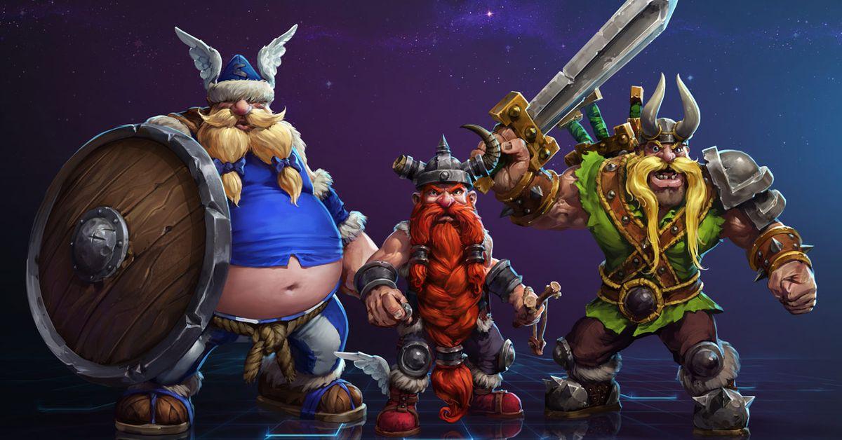 Lost Vikings Online