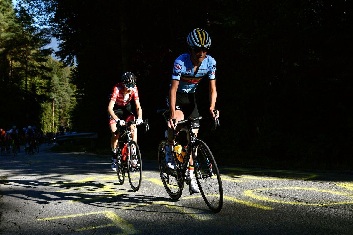 91st UCI Road World Championships 2018 - Men Juniors Road Race