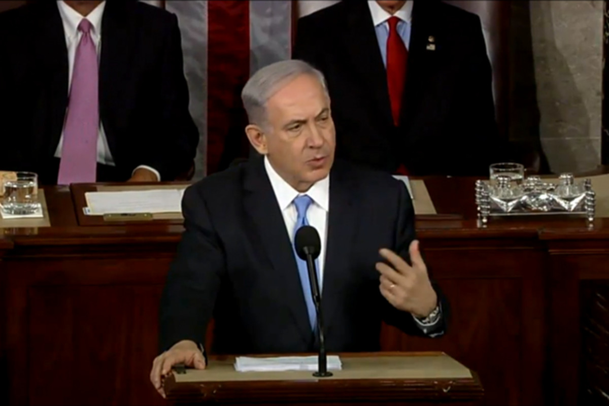 Netanyahu speaks to Congress on Tuesday March 3