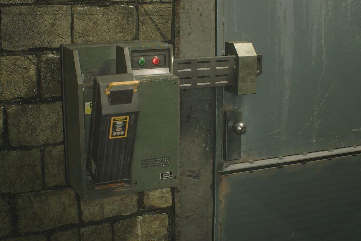 Resident Evil 3 Sewers walkthrough