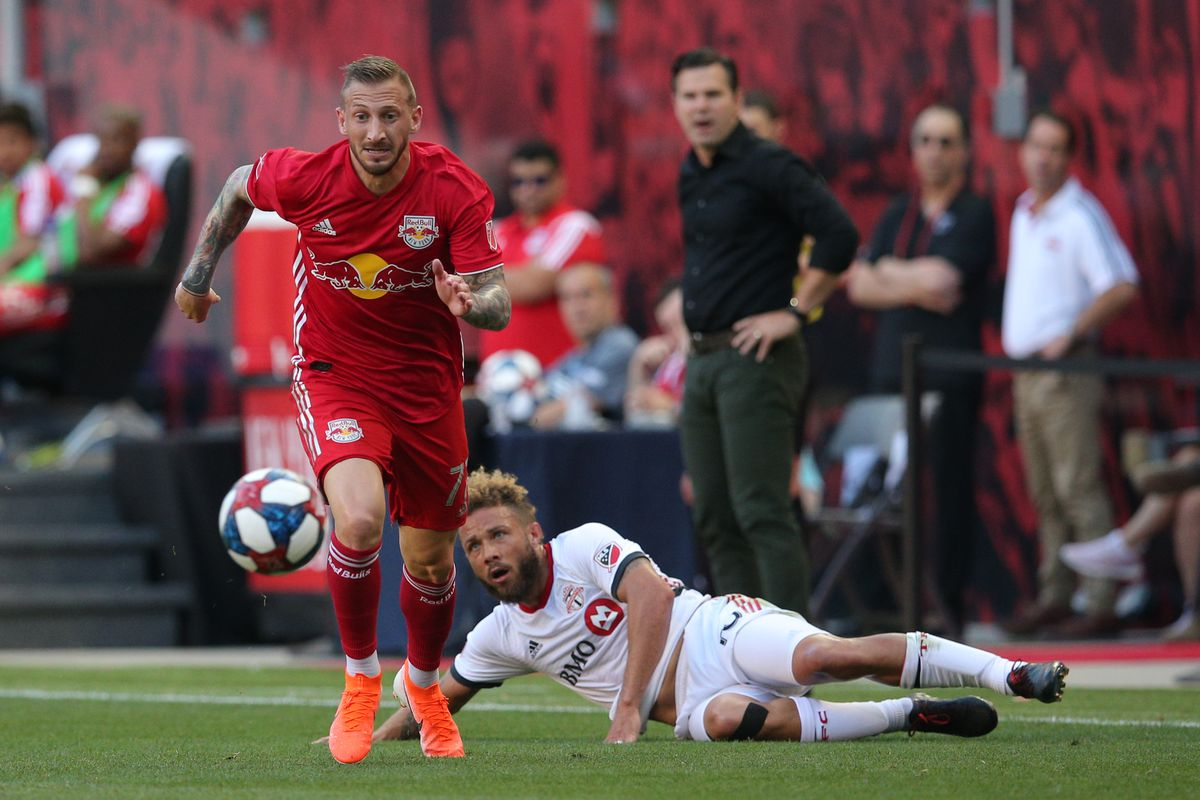 Recap: Missed chances cost Toronto FC in tough loss to New York Red Bulls