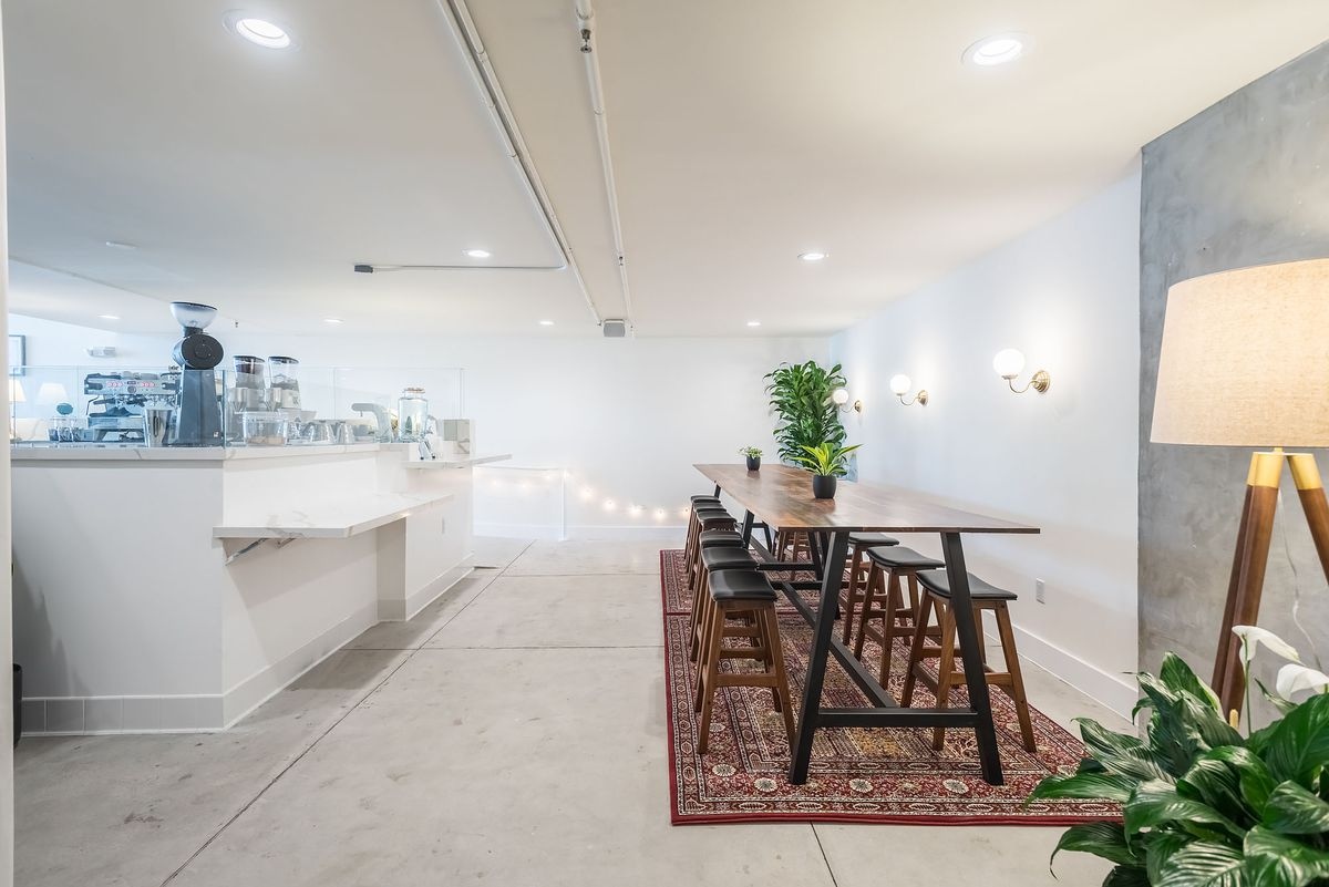 A Chic New Coffee Lounge Opens Today in West Hollywood - Eater LA