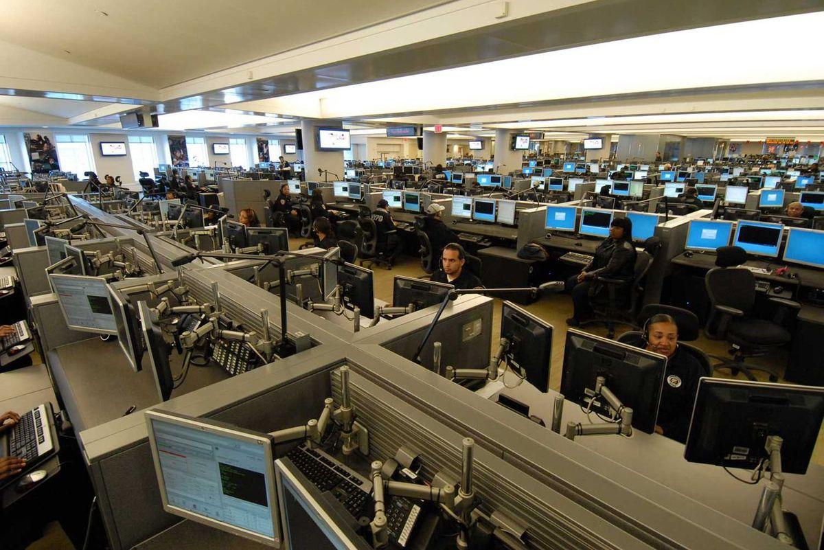 Brooklyn 911 Call Center