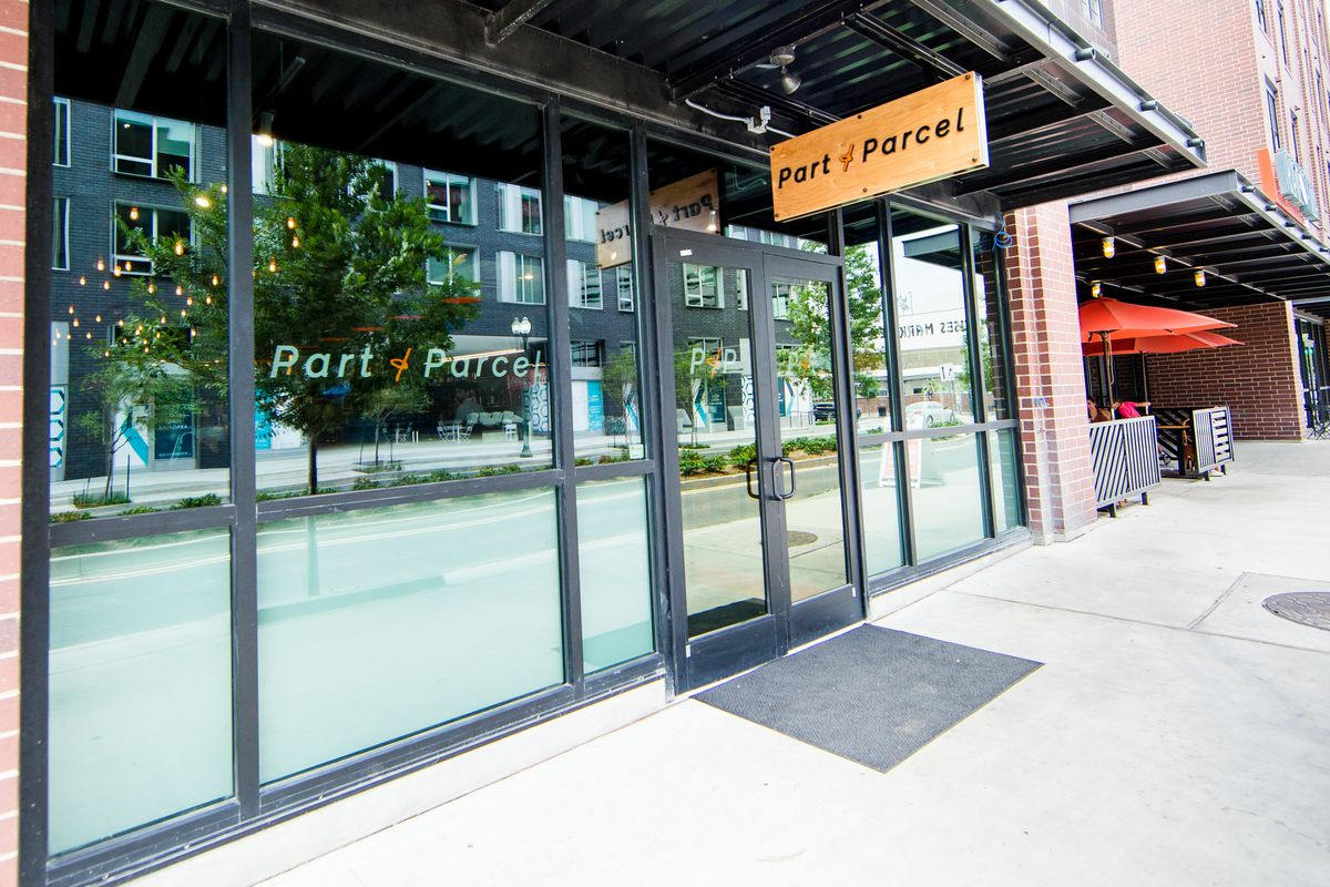 Part & Parcel, a new gourmet deli in The Paramount building, is now open.