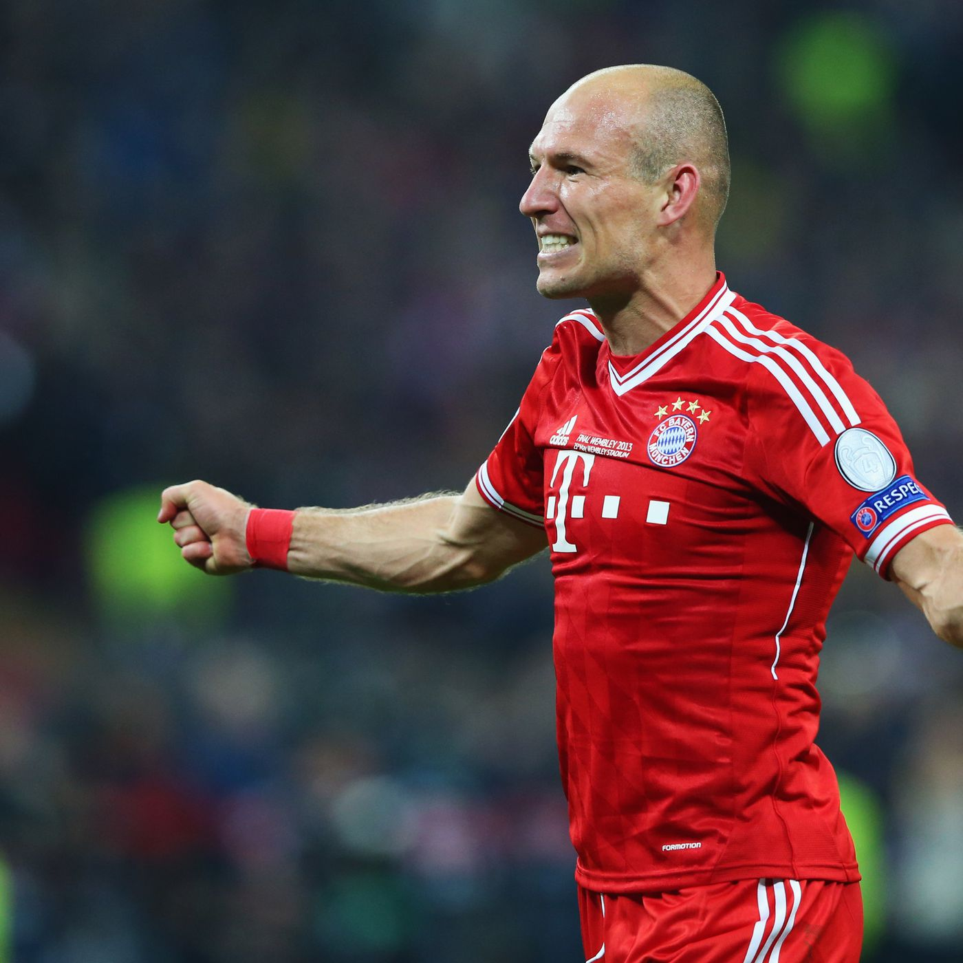 official photos 93a36 a038c Arjen Robben explains why he left Real Madrid in 2009 ...