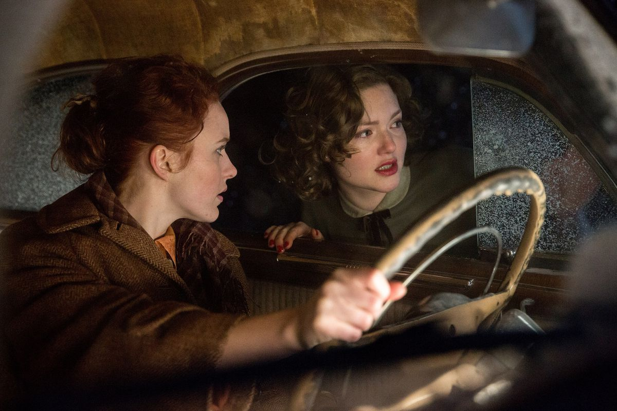 Holliday Grainger in The Finest Hours.