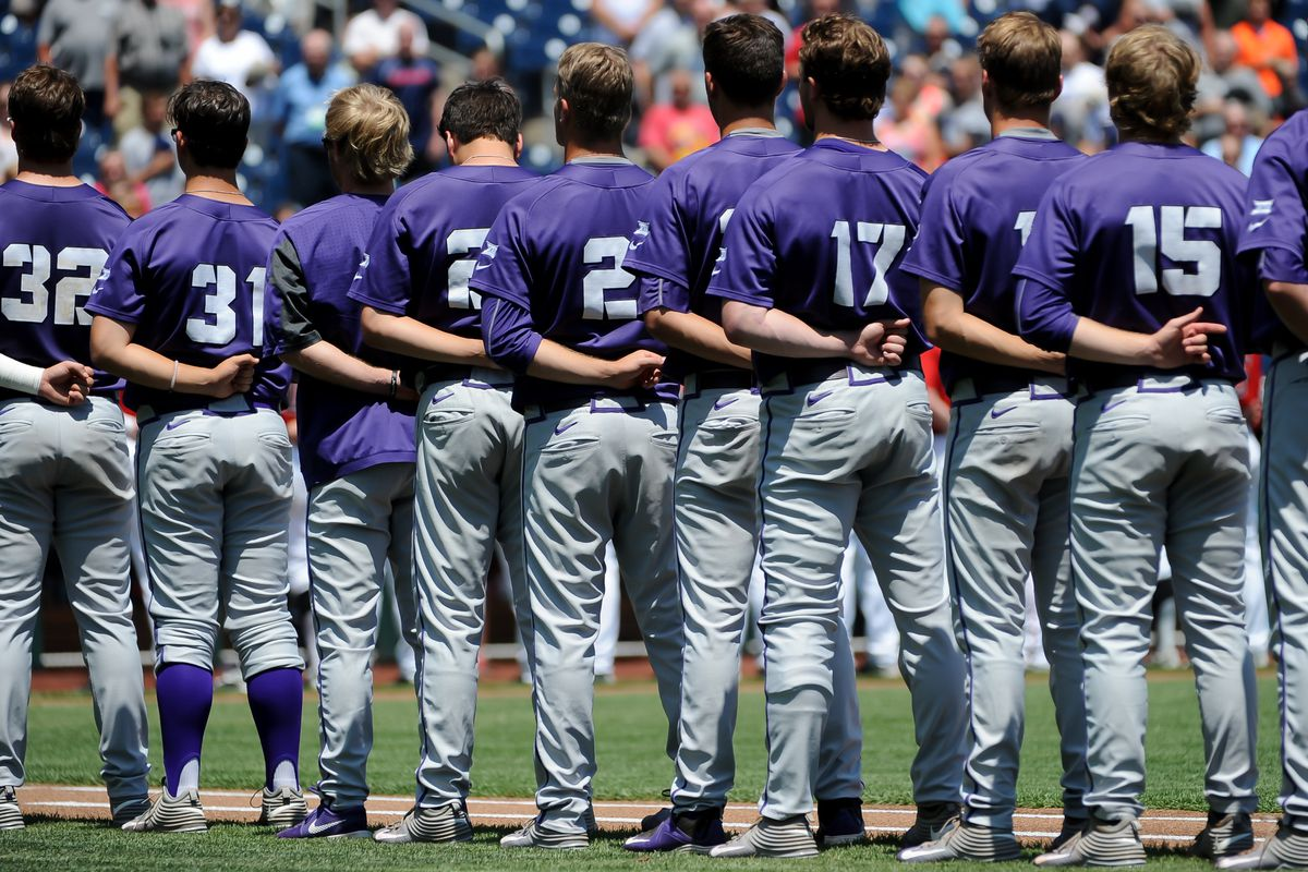 TCU tops Central Connecticut 9-6 in delayed opener