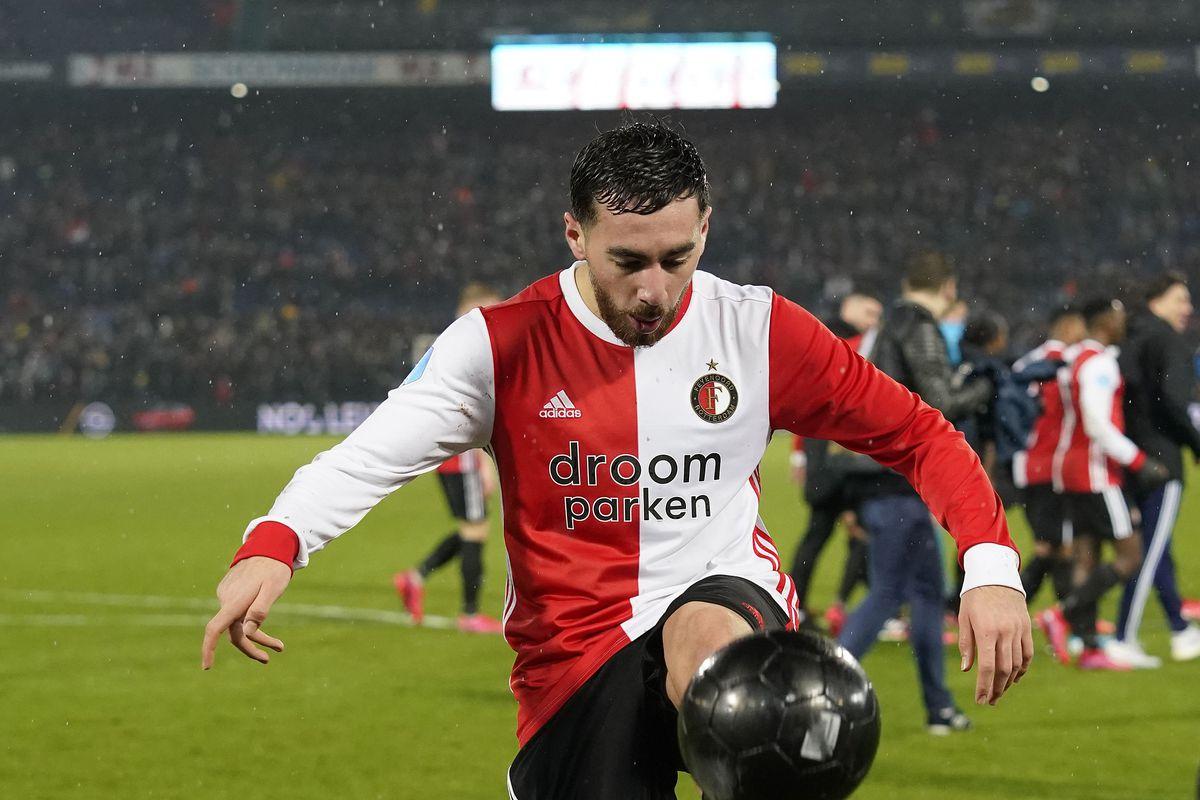 "Dutch Toto KNVB Cup""Feyenoord Rotterdam v NAC Breda"""