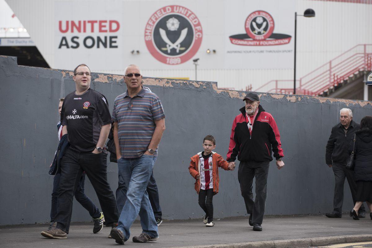 Sheffield United V Bradford City- Sky Bet League One