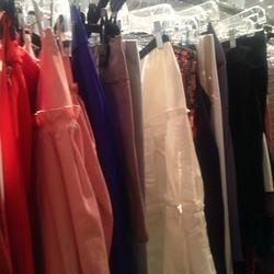 Sample skirts