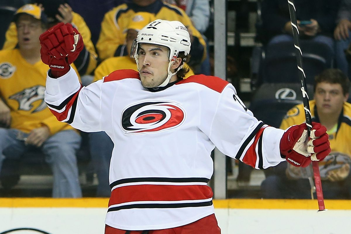 Seth who? Justin Faulk had a three point night against the Predators and has eight points in the last six games.
