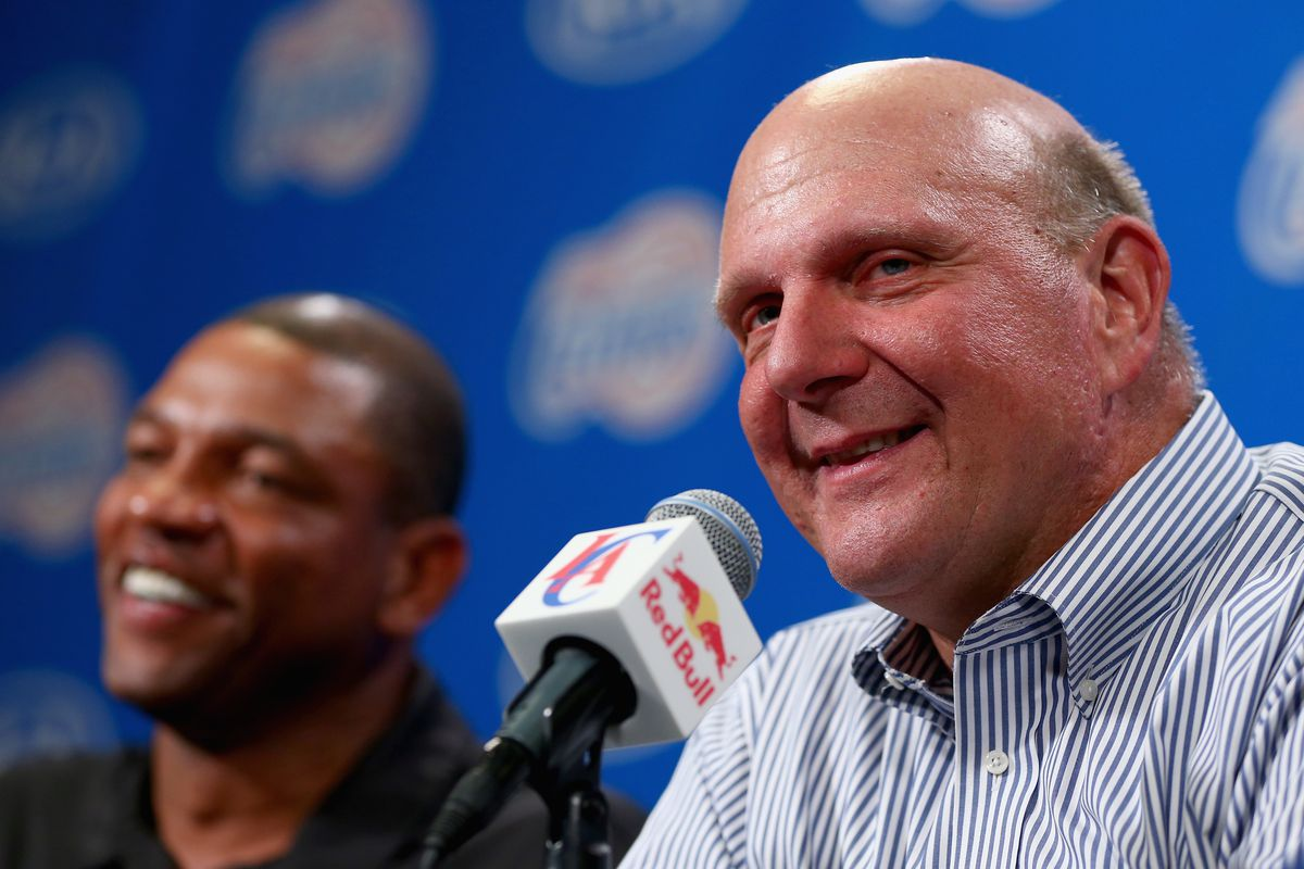 2017 NBA f Season Stein Steve Ballmer Doc Rivers Have Already