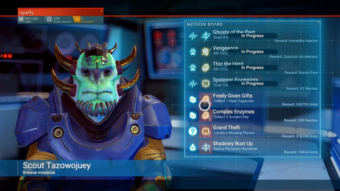 No Man's Sky Next re-beginner's guide to the galaxy - Polygon