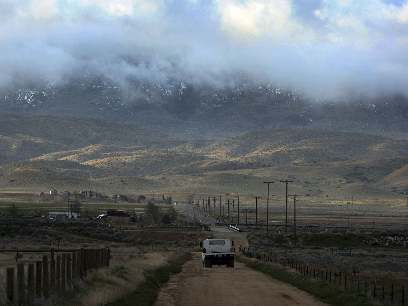 The Centennial community will be constructed over two decades on 12,000 acres of land at Tejon Ranch.