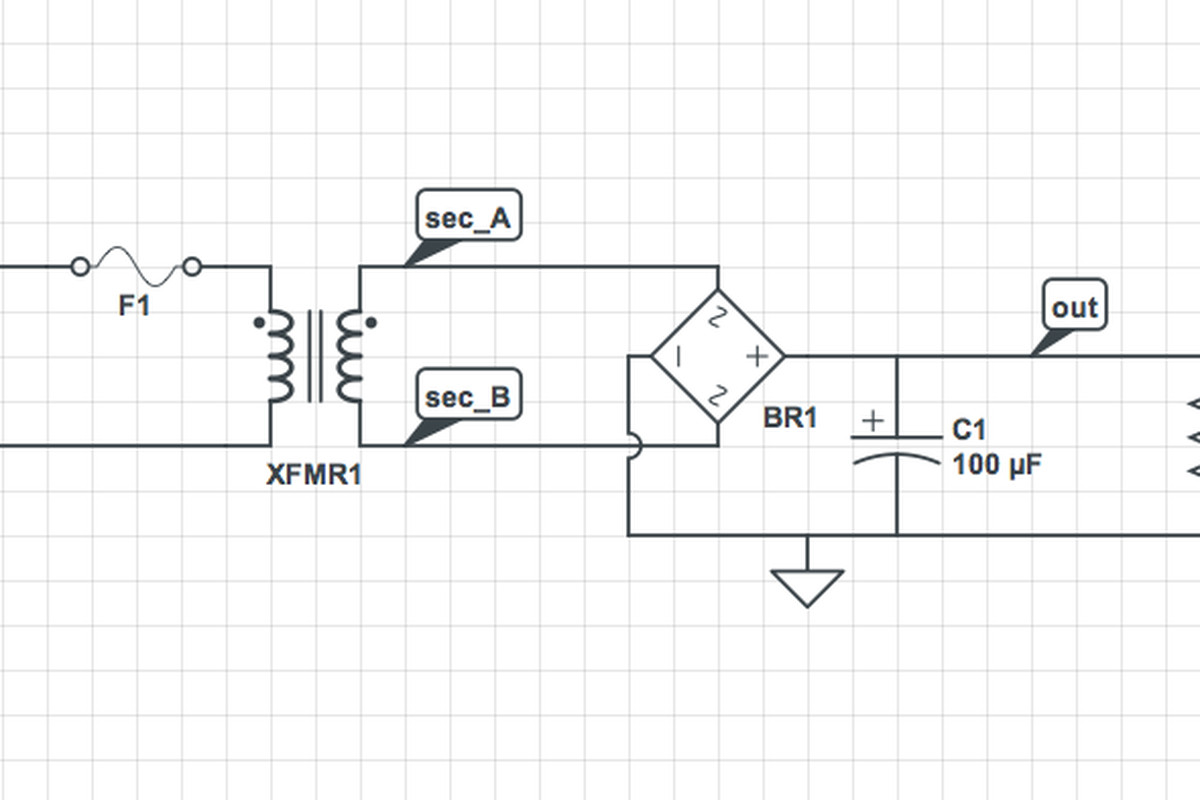 Circuitlab Lets You Create Test And Share Schematics In Your Design Schematic