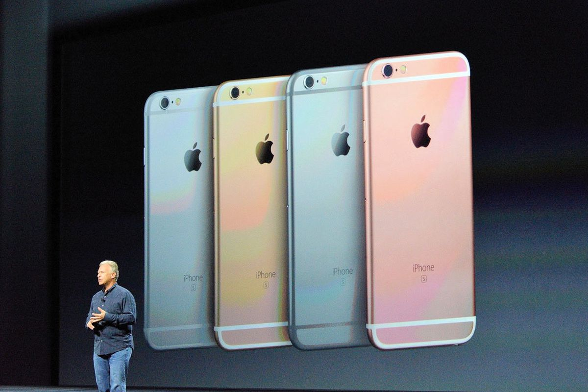 Apple Selling Out iPhone 6s in China, Early Data Suggests ...