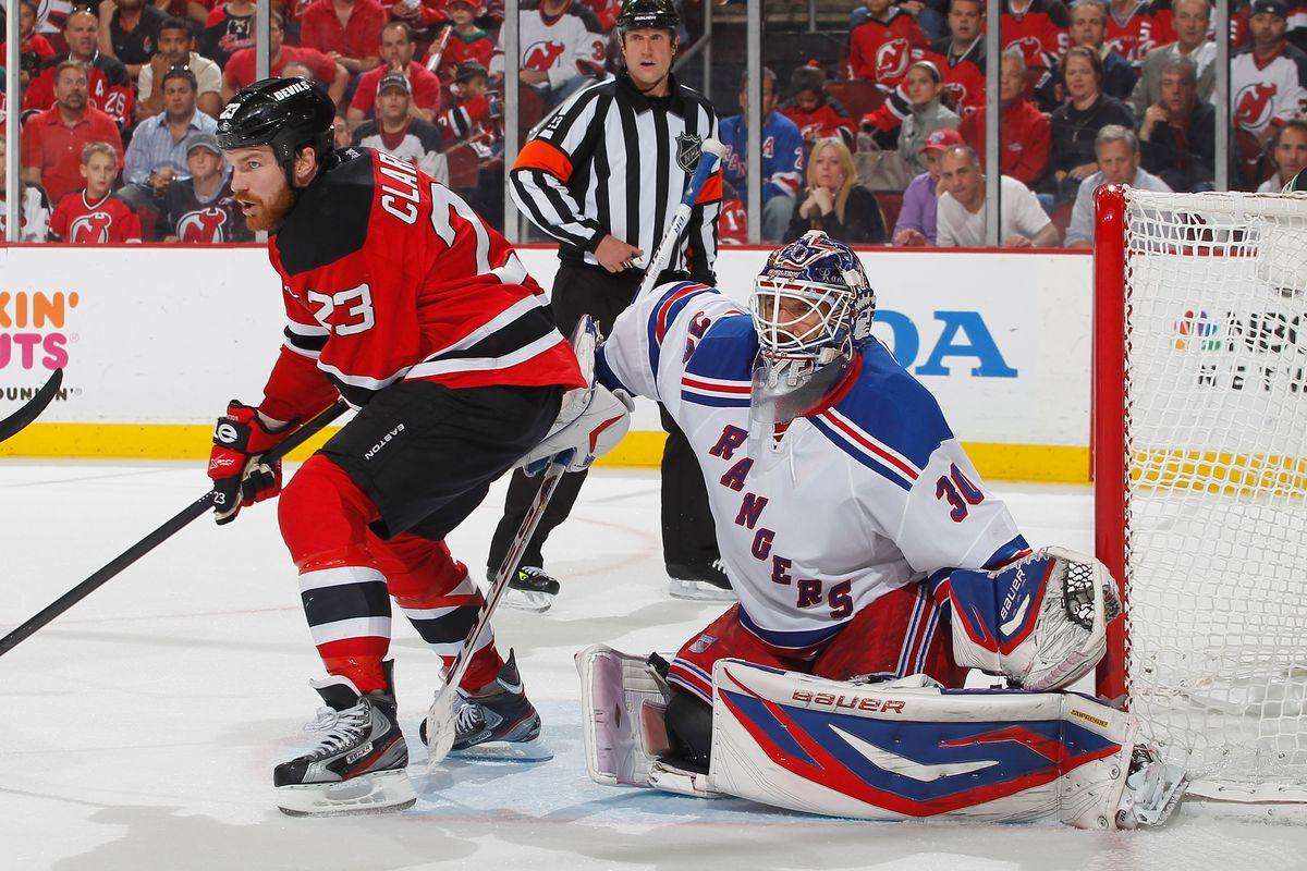 New York Rangers v New Jersey Devils - Game Six