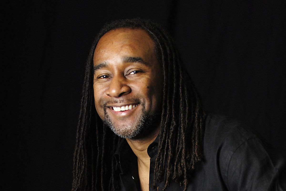 """**FILE**This undated file photo originally provided by the Penguin Group, shows Eric Jerome Dickey author of """"Waking With Enemies."""" (AP Photo/ Penguin Group, Curtis Wilson)"""