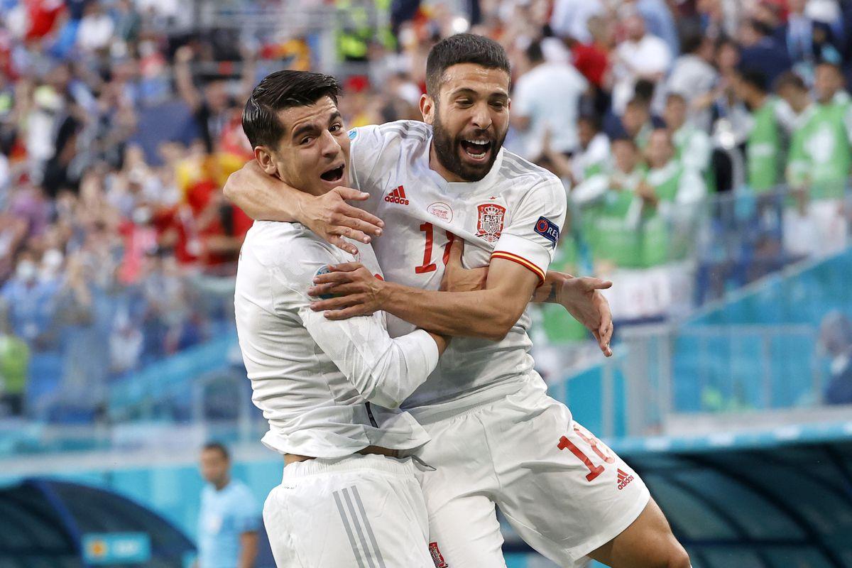 Switzerland v Spain - UEFA Euro 2020: Quarter-final