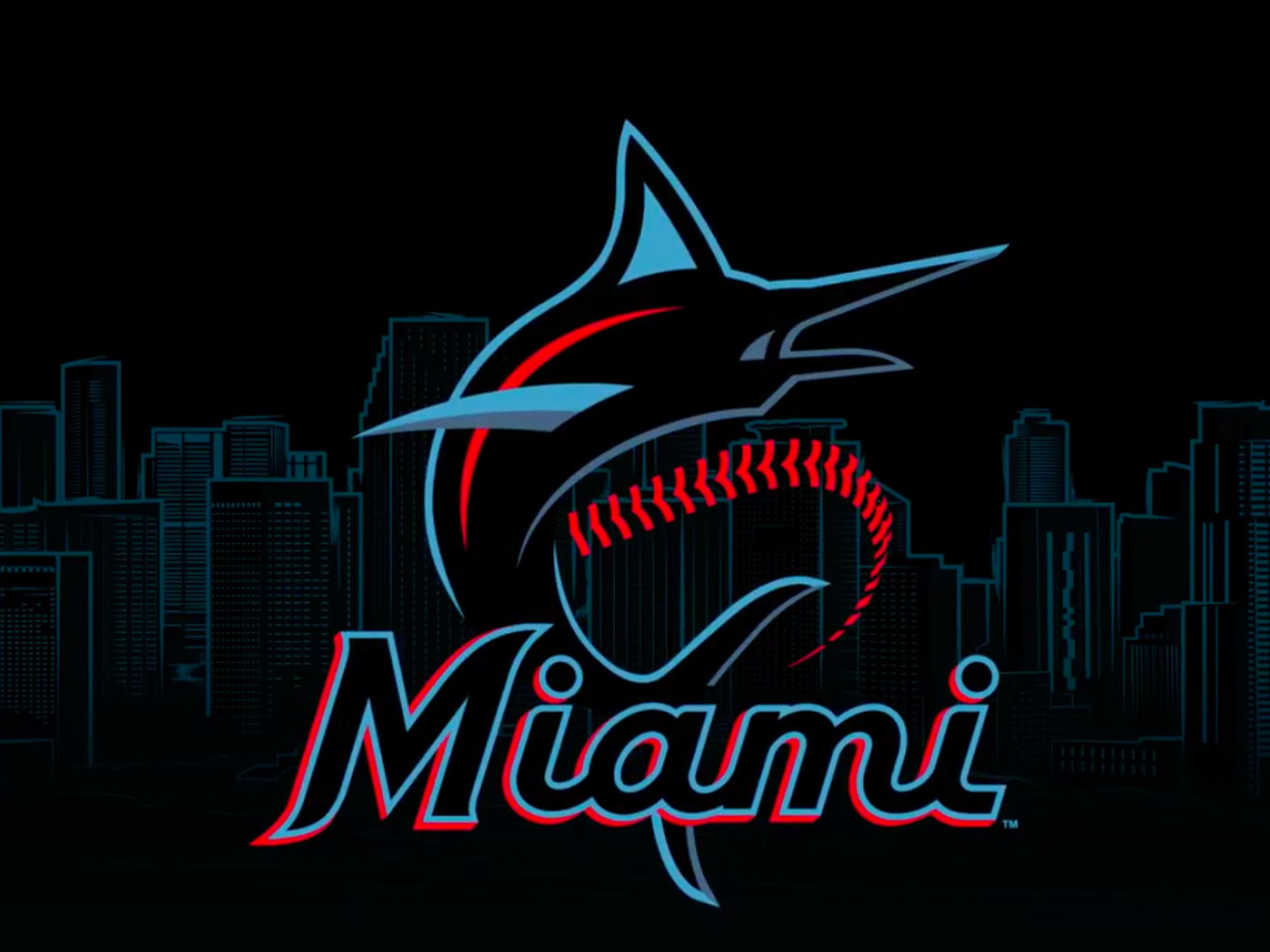 New Era And The Marlins Bring Neon To Baseball With Mixed Results Sbnation Com