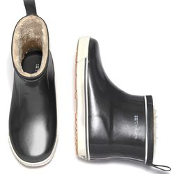 "<b>Tretorn</b> Skerry Spritz Vinter Rain Boots, <a href=""http://www.rei.com/product/859040/tretorn-skerry-spritz-vinter-rain-boots-womens"">$75</a> at REI"