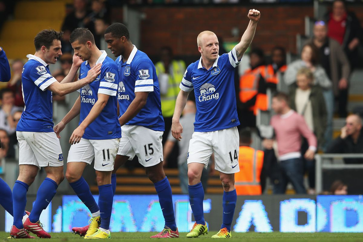 Naismith sinks Fulham; possibly for good
