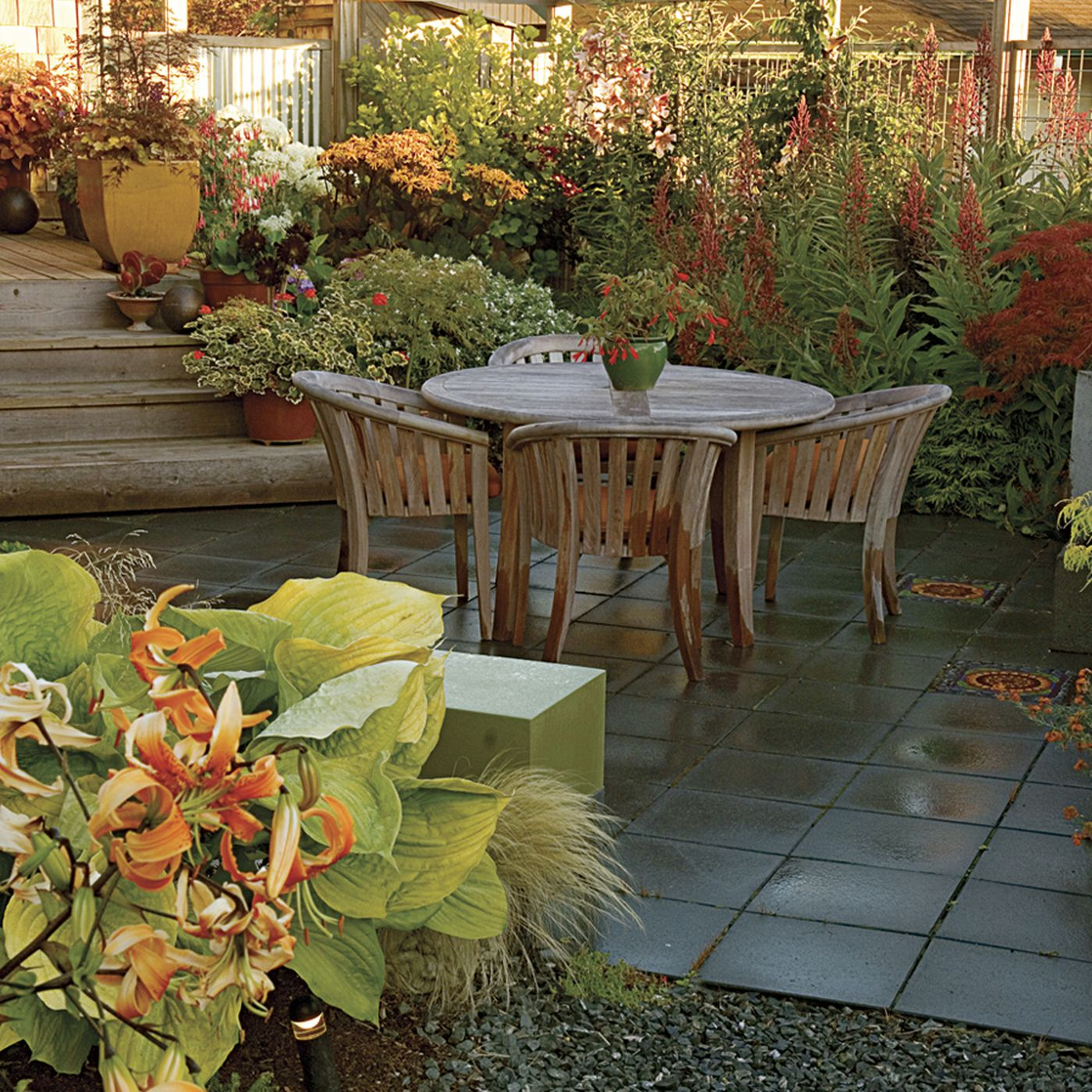 Big Ideas For A Small Yard This Old House