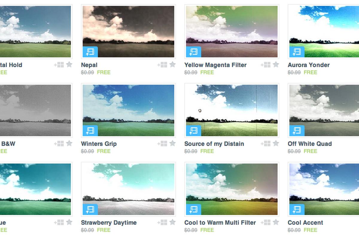 Vimeo Looks