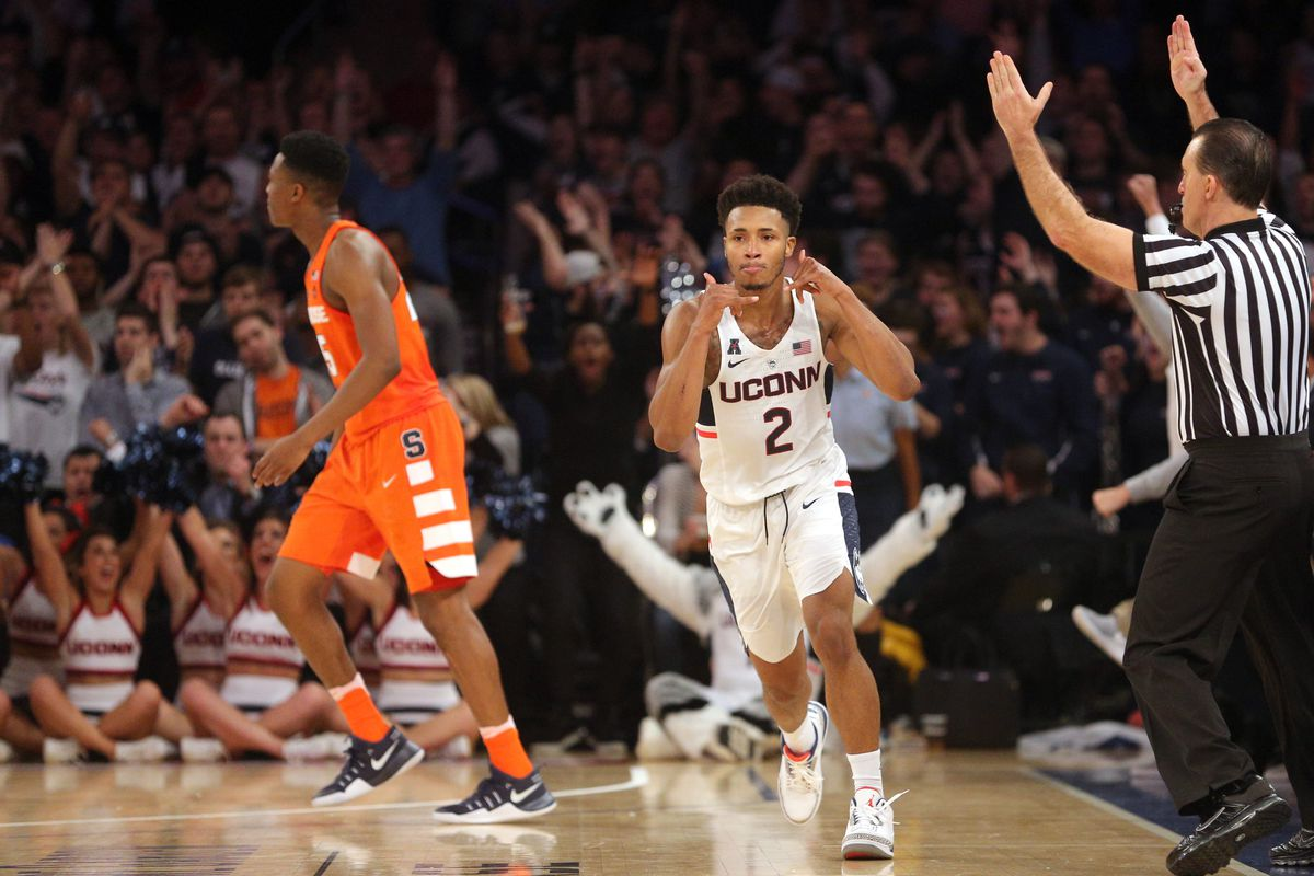 Preview: UConn Men's Basketball vs. Syracuse | TV: 9 pm ...