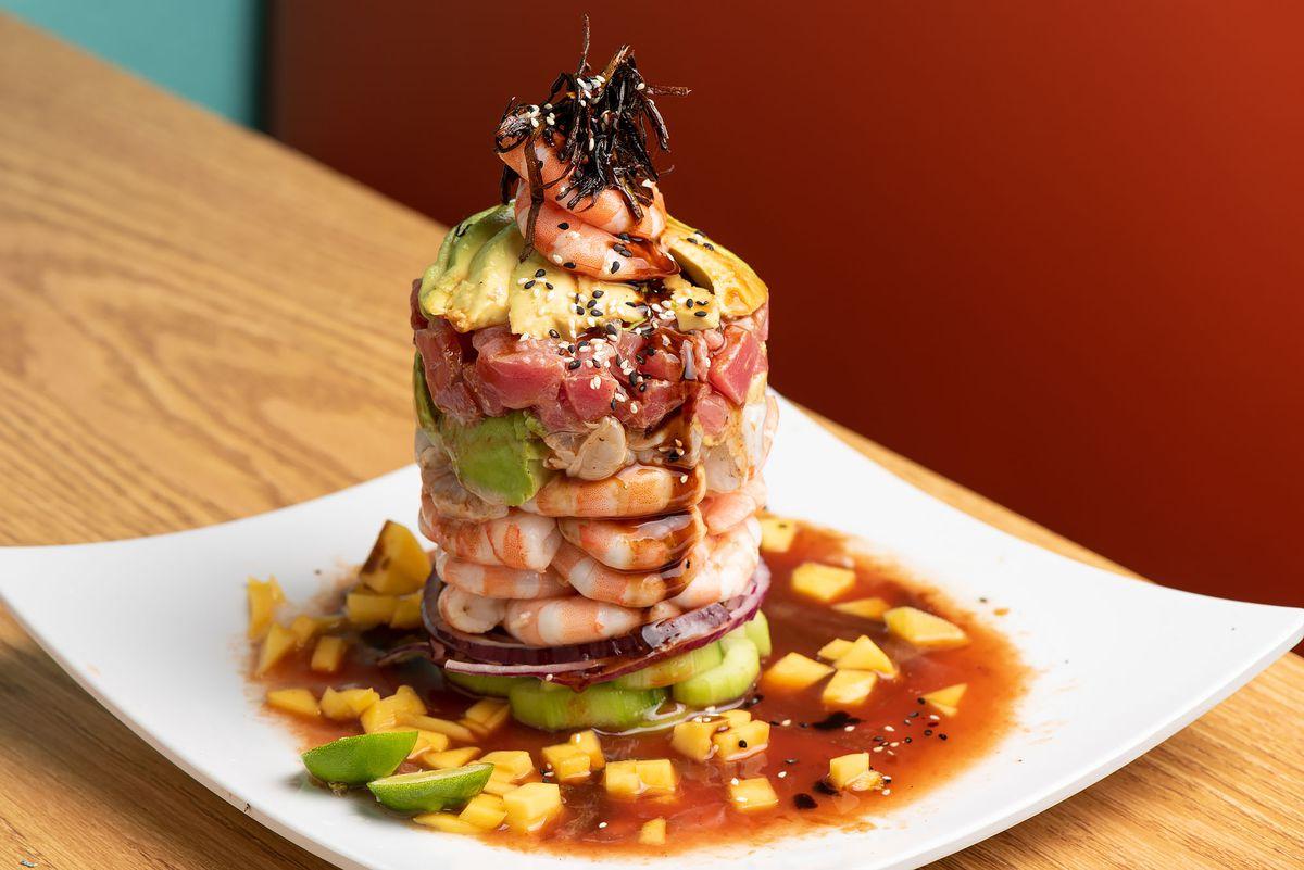 Mariscos El Paradero in Bellflower, Los Angeles, Sinaloan Seafood