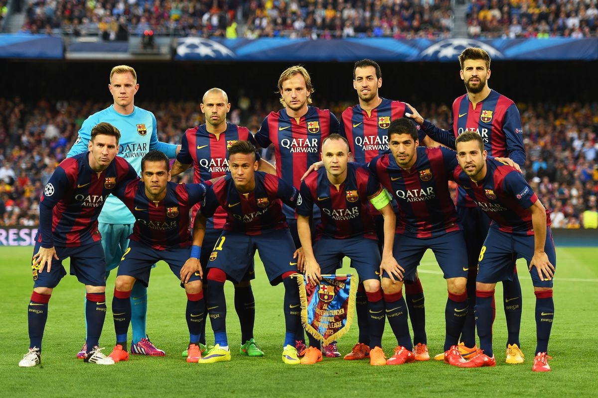 Bayern Munich Vs Barcelona Champions League Semifinal 2nd Leg Projected Lineups Barca Blaugranes