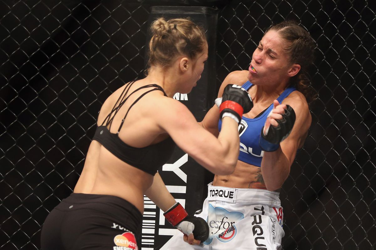UFC 157 Aftermath: Ronda Rouse...