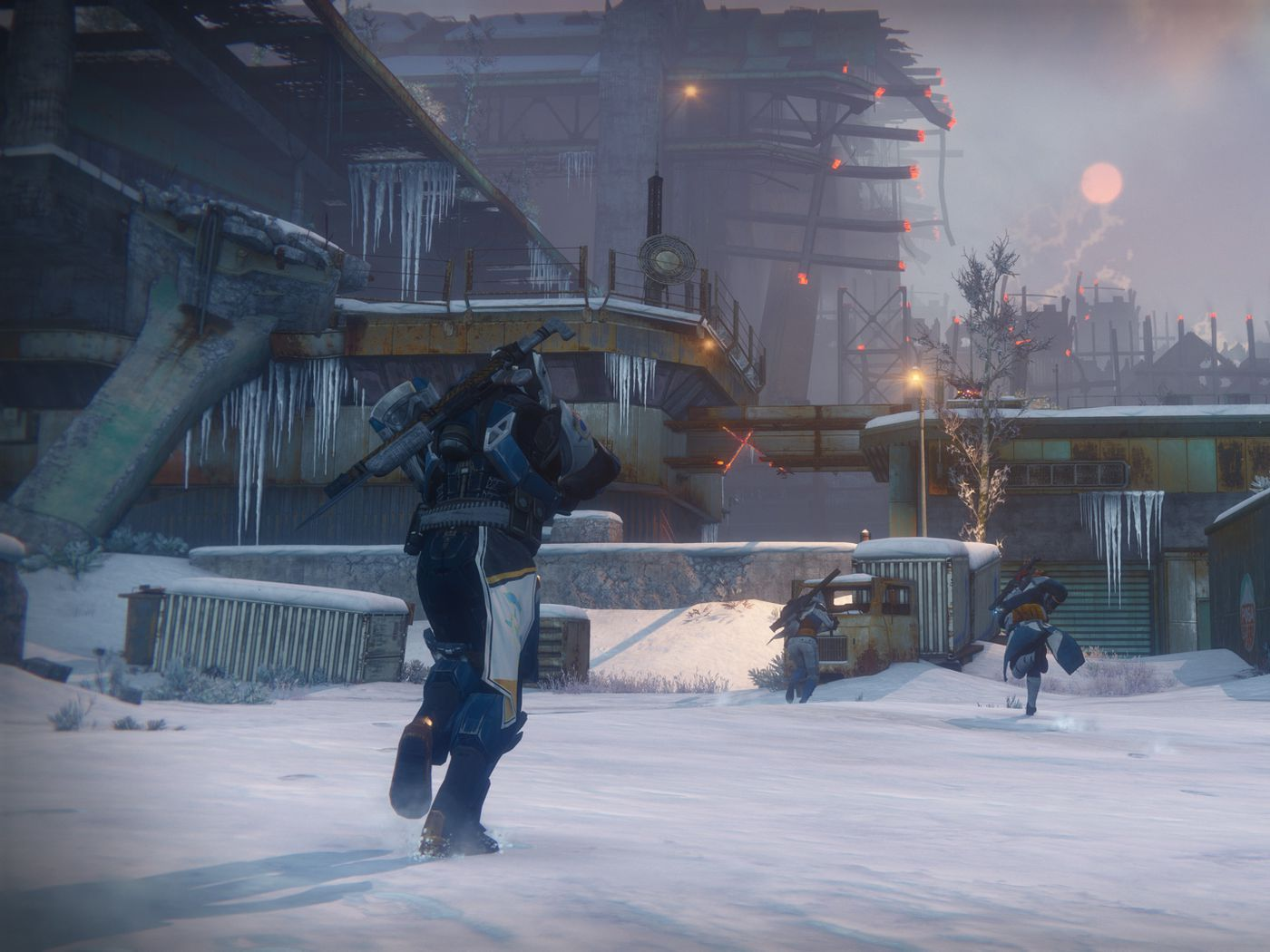 Destiny Rise Of Iron S Ps4 Exclusive Content Detailed Update
