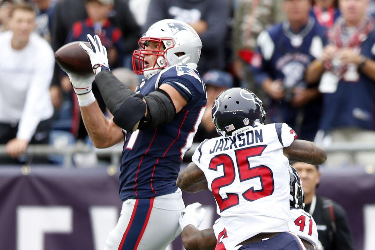 NFL: Houston Texans at New England Patriots