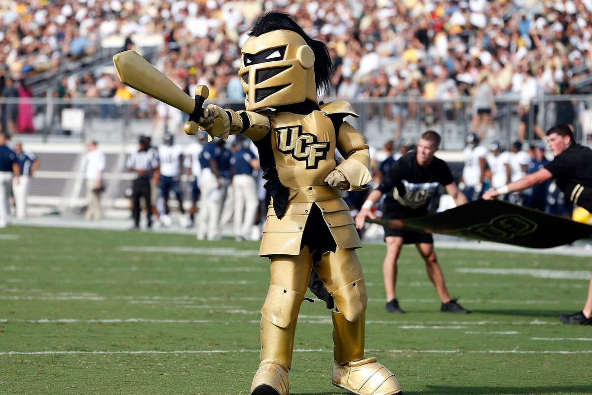 Maybe UCF should put John Hitt in the Knightro costume so he can't talk in public anymore.