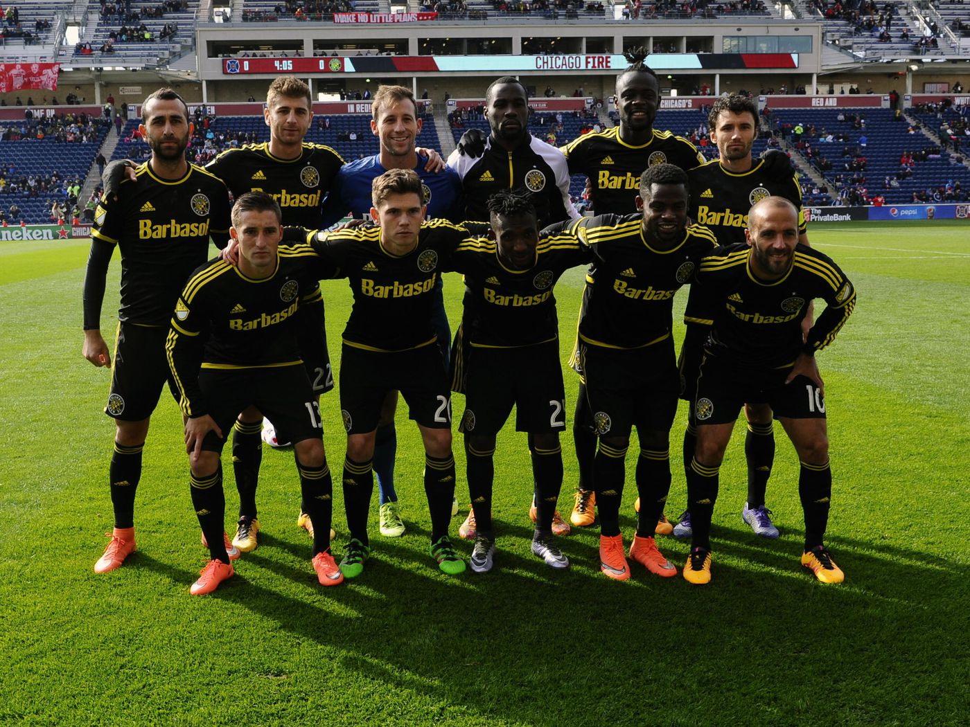 4319d8cb629 The People s Ratings - Voting  Columbus Crew SC vs. Chicago Fire ...