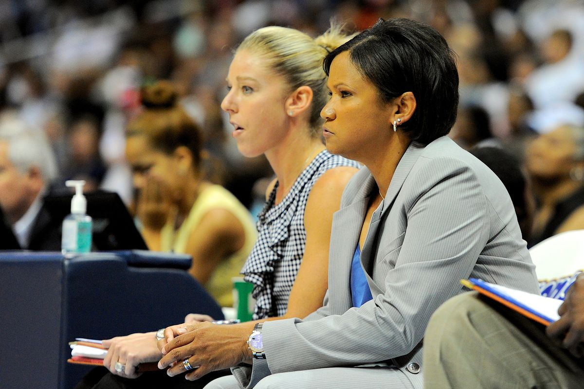 Chicago Sky coach Pokey Chatman will need to figure out how to beat an Indiana Fever team that won the season series 3-1.