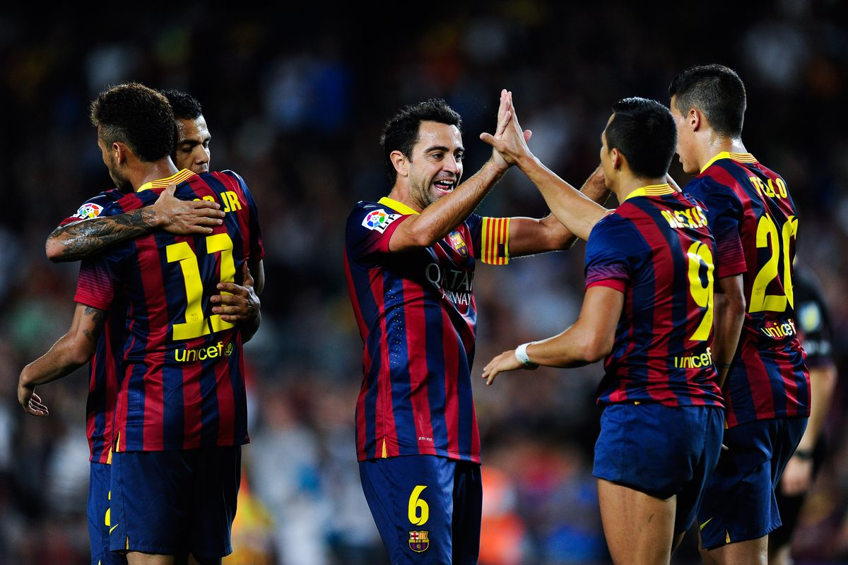 La Liga CA Osasuna vs FC Barcelona Match Preview Barca Blaugranes