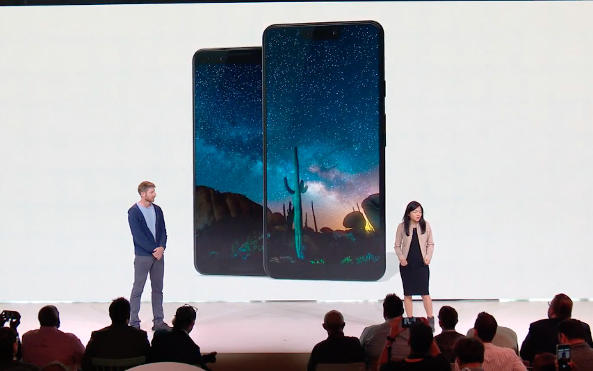 Google Pixel 3 and 3 XL announced with bigger screens and best