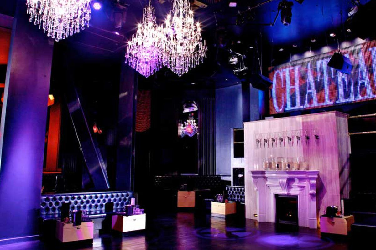 the chateau nightclub in washington dc