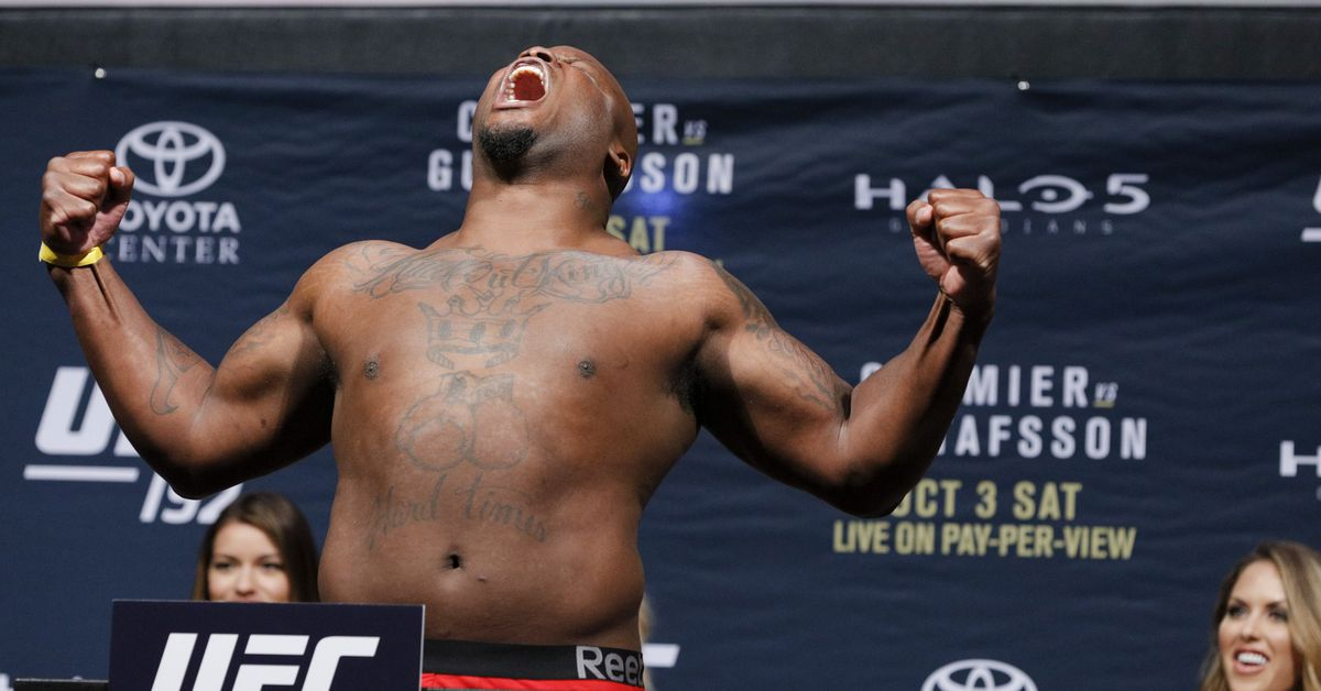 Hot Tweets: Derrick Lewis, UFC Vegas 20, and the state of the heavyweight division