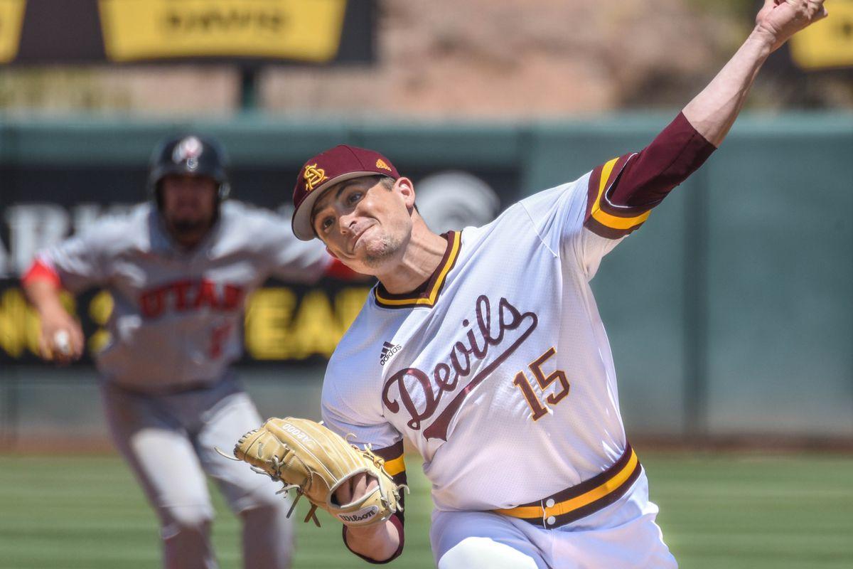 asu baseball: sun devils host california in final series of season