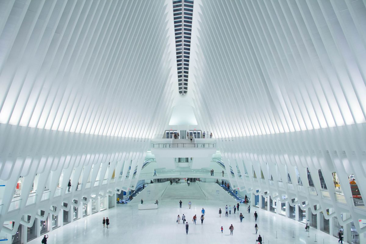 oculus transit hub