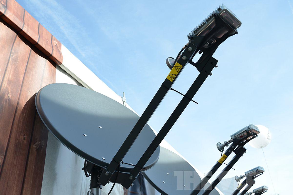 Gallery Photo: ViaSat satellite internet service hands-on photos
