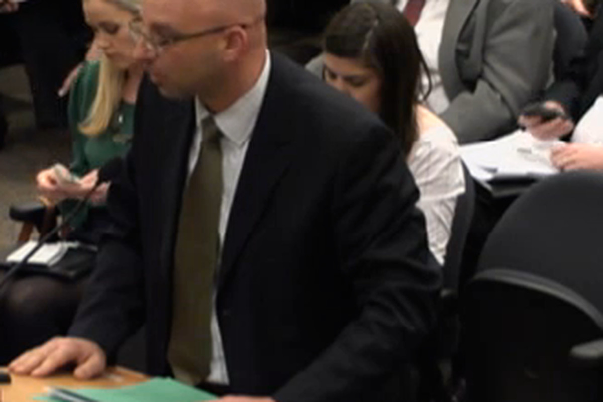Chris Barbic, superintendent of the state's Achievement School District, urged lawmakers to approve a bill that would permit ASD-authorized charter schools to enroll some out-of-zone students.